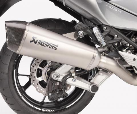 Akrapovic demper Kawasaki GTR1400