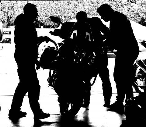 Motorrijders, wij helpen u verder
