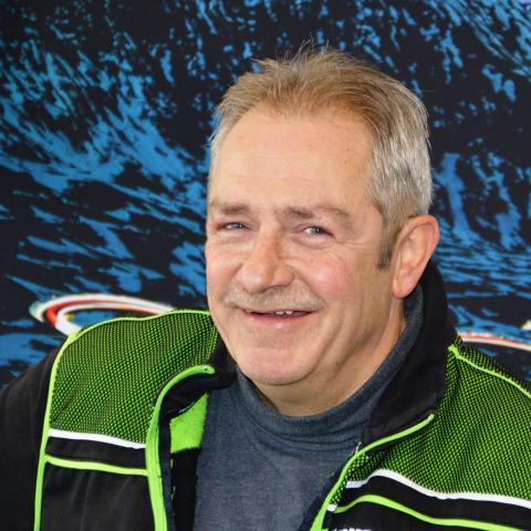 Johan De Wit van Interbike