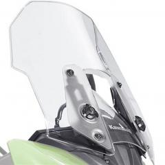 Verhoogde ruit voor Kawasaki Versys