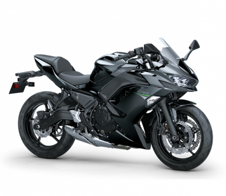 Ninja 650 black