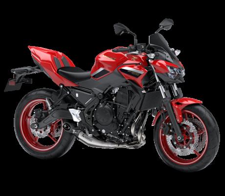 2021 Z650 green