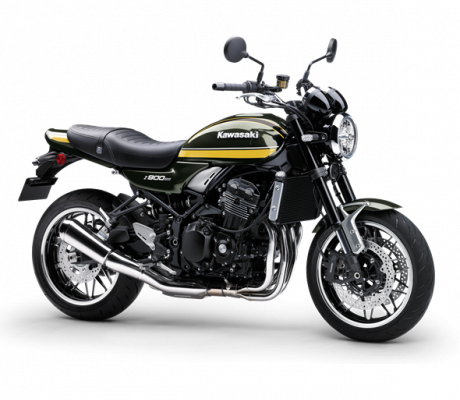 Z900 RS Green